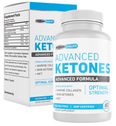 Advanced Ketones Pills