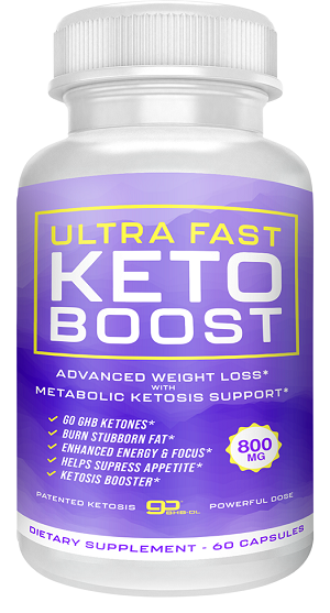 Ultra Fast Keto Boost Shark Tank