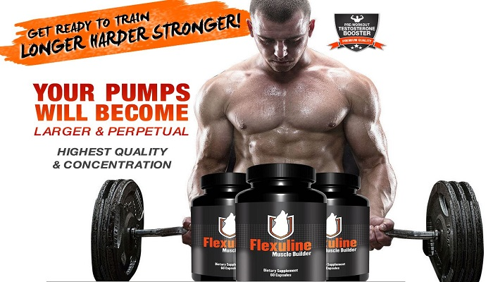 Flexuline Muscle Builder